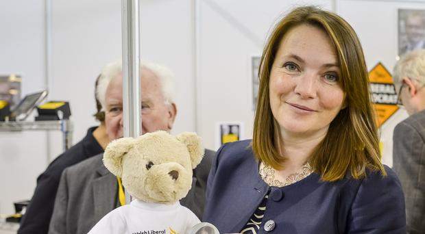 Leader of the Welsh Liberal Democrats Kirsty Williams said she is standing down