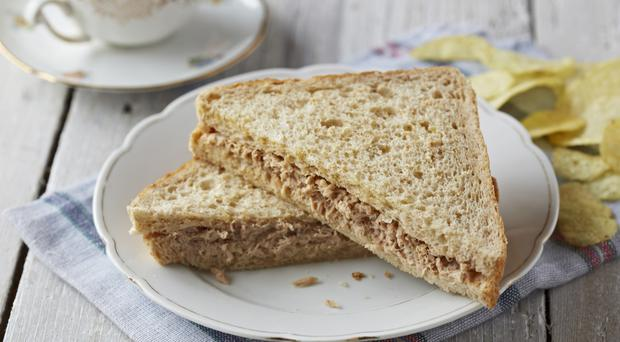 Sainsbury's and Waitrose sell sandwiches made with sustainable tuna, certified by the Marine Stewardship Council (MSC/PA)