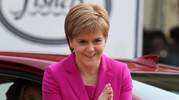 Nicola Sturgeon's SNP secured a third victory in the Scottish Parliament election