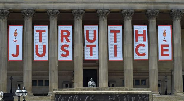 The press officer was recruited to help with the Hillsborough inquest