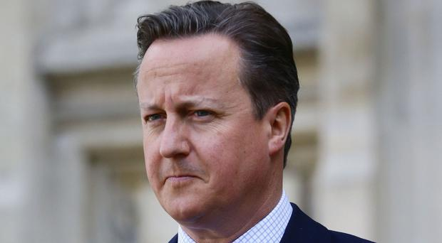 David Cameron insisted the summit would put the corruption fight at the 'top of the international agenda'