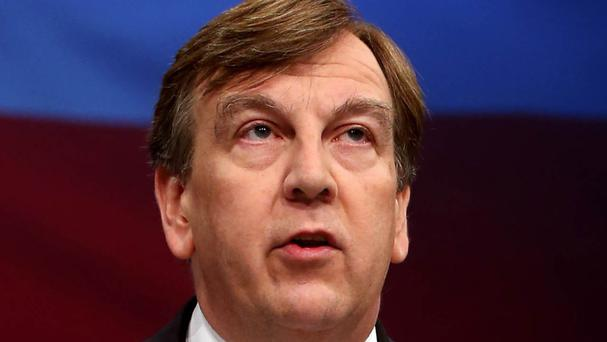 Culture Secretary John Whittingdale has been accused of trying to undermine the BBC