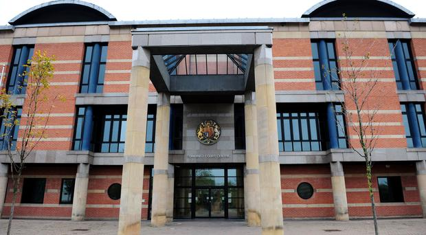 Mohammed Zaman is on trial at Teesside Crown Court