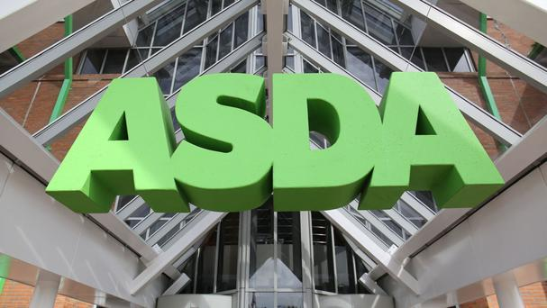 Asda now has a 17.6% slice of the market share