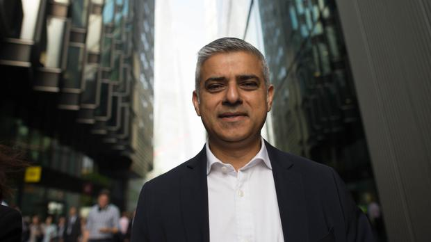 Sadiq Khan said he was confident Donald Trump's approach to politics would not prevail when America goes to the polls in November
