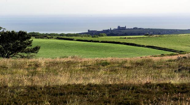 The report has given the go ahead for fracking on fields near the North York Moors National Park