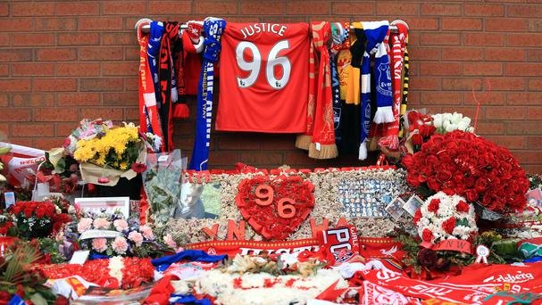 96 people died in the 1989 stadium disaster