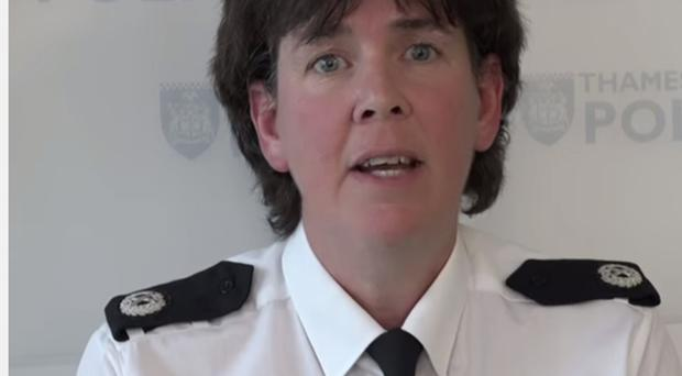 Thames Valley Police Assistant Chief Constable Nikki Ross