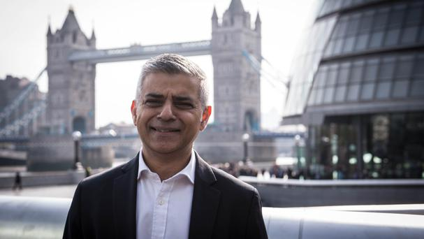 Mayor Sadiq Khan pledged to restore London to safe and legal levels of air quality