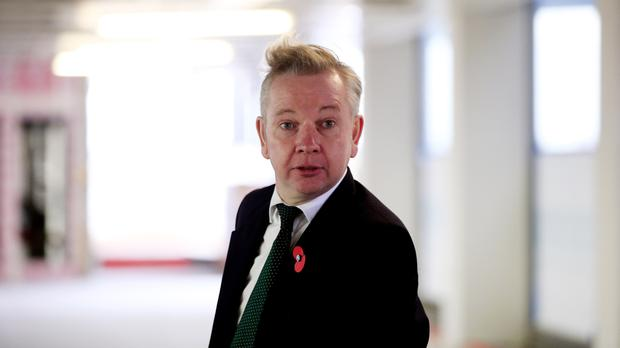 Justice Secretary Michael Gove insists the move is not a soft option