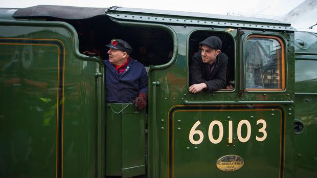 The Flying Scotsman will not be making its trip to the Borders on Sunday