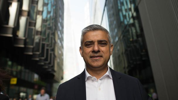 London mayor Sadiq Khan has said Labour must reach out beyond its core voters if it is to return to the