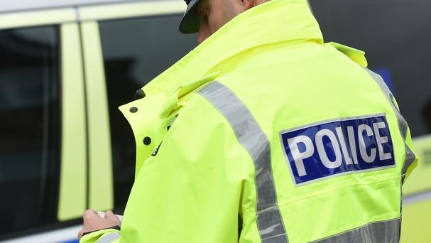 Officers attended the rural location, at Vallis Vale outside Frome, Somerset, and found several hundreds of people there