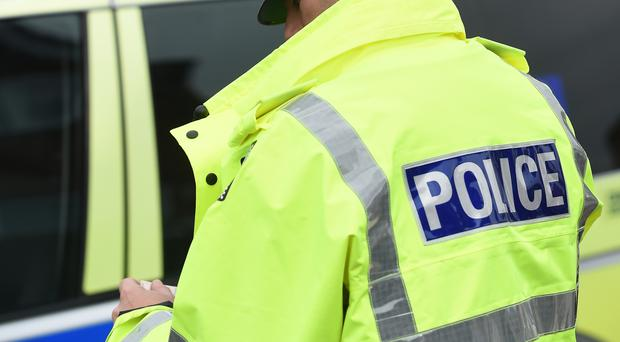 Police have arrested a 46-year-old man on suspicion of rape and he remains in police custody