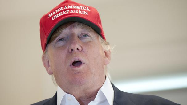 Donald Trump said he may not have a 'very good relationship' with David Cameron