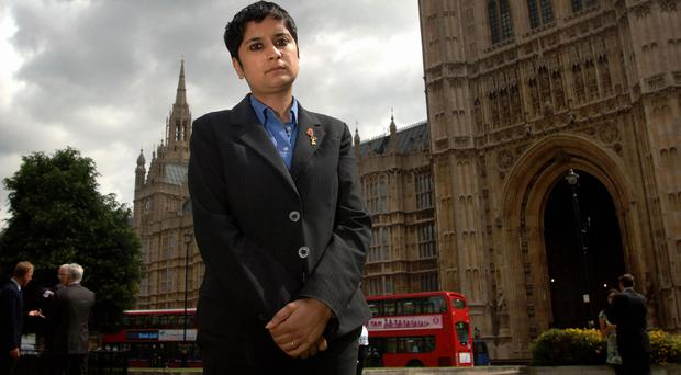 Shami Chakrabarti was brought in at the height of a row over alleged racist remarks that resulted in several high-profile figures being suspended