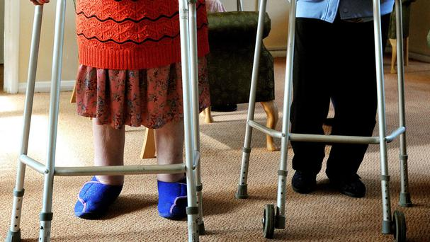 Age UK said the number of carers aged 80 and over shot up from 301,000 to 417,000 in seven years