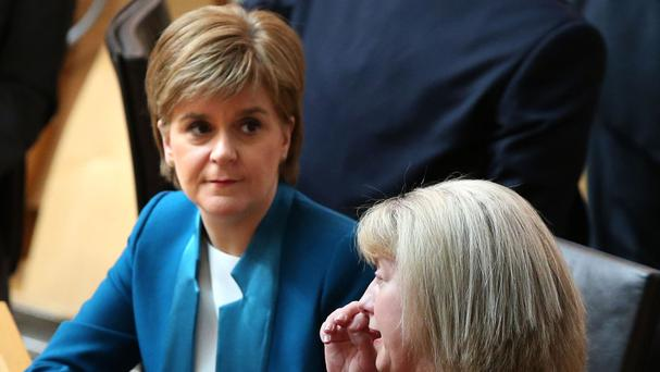 Nicola Sturgeon will be formally sworn in as First Minister and Keeper of the Scottish Seal