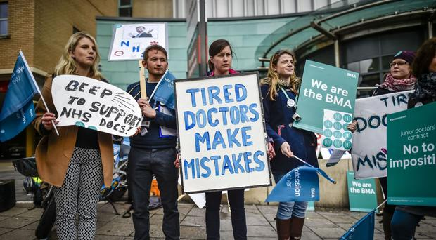 Acas announced a deal had been reached after 10 days of talks aimed at preventing a summer of strikes by junior doctors.