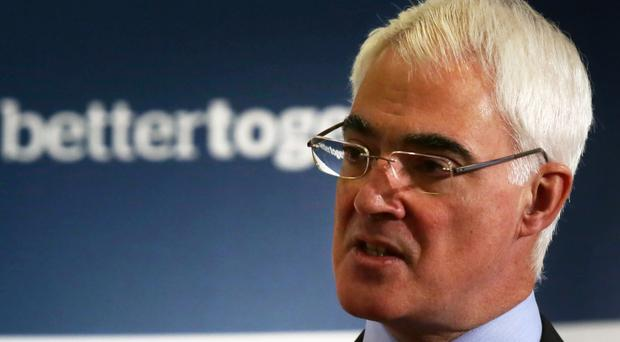 Alistair Darling said Brexit would be 'disastrous' for the UK