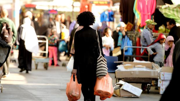 Three in seven women (43%) said they felt at risk of harassment on city streets