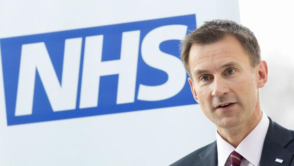 Labour said Jeremy Hunt allowed his