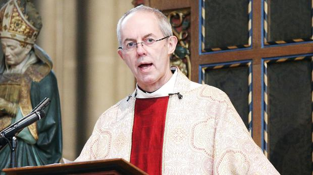 Archbishop of Canterbury Justin Welby met members of the Loyalist Communities Council (LCC) in London