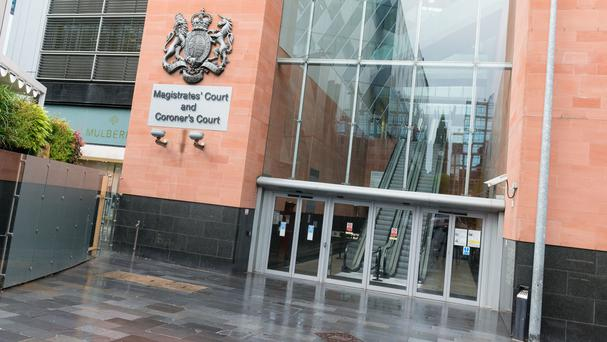 The man will appear at Manchester Magistrates' Court