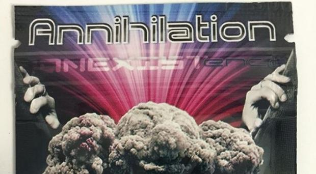 A so-called legal high known as Annihilation has sparked an urgent police warning