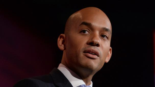 Mr Umunna spoke ahead of a meeting of the The All-Party Group on Social Inclusion