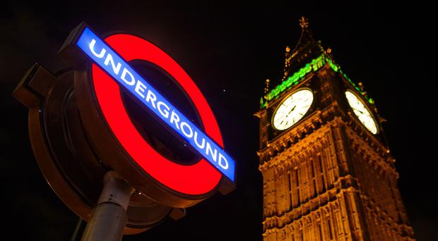 The first all-night Tube services will begin in August