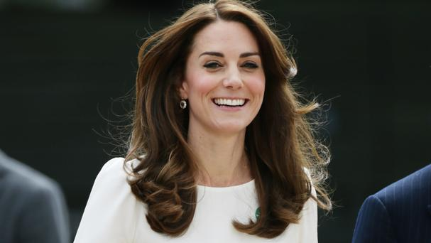 Kate has praised the