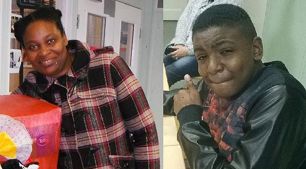Pauline Watson and Moses John are missing (Northamptonshire County Council/PA)