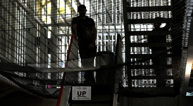 A new report suggests an increased risk of suicide in prison may be linked to staff shortages
