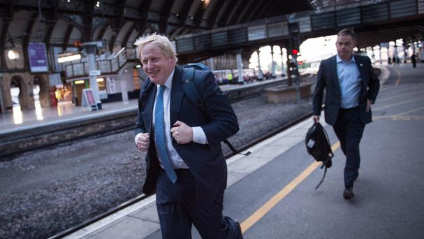 Boris Johnson dismissed Treasury forecasts of post-leave recession as