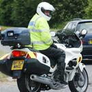 There has been a five per cent fall in the number of roads policing officers, according to the RAC