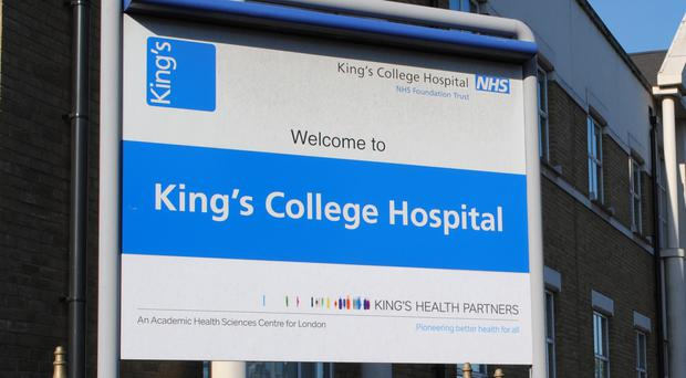 Medics at King's College Hospital NHS Foundation Trust failed to act upon the diagnosis of possible cancer over Peter Filipovic