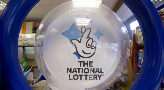 Kenny Ashton had dreamt of winning the Lottery