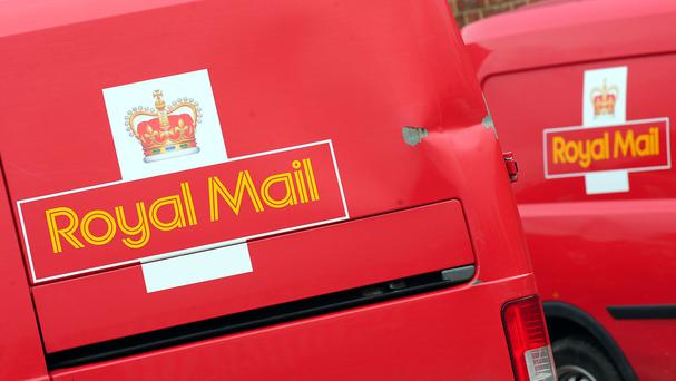 The regulator said Royal Mail had been under