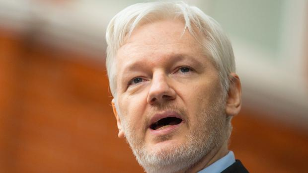 WikiLeaks founder Julian Assange has been living in the Ecuadorian Embassy in London for more than three years