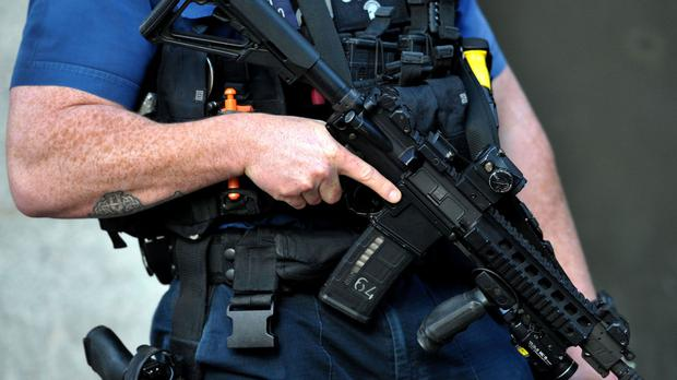 Armed police patrols will be used to help tackle gun crime in London