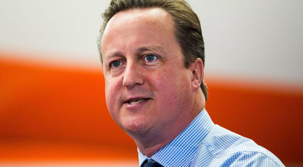 The Prime Minister says leaving the EU