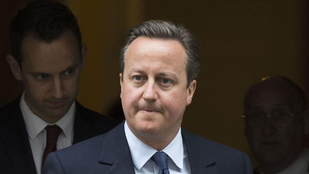 David Cameron has signalled his intention to discuss possible extensions to EU tariffs