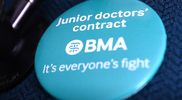 Messages between members of the BMA junior doctors' committee show heated talks over how to win the dispute with the Government