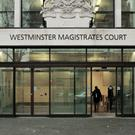 The men are to appear at Westminster Magistrates' Court