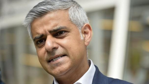 Sadiq Khan said he will impose rules aimed at limiting the sale of homes in London to foreign investors who leave the properties empty