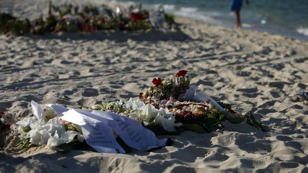 Thirty Britons died at Sousse