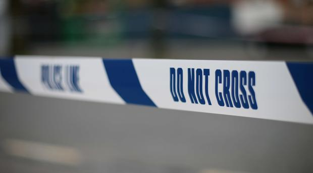 Two men have been stabbed during a fight outside a nightclub in Manchester