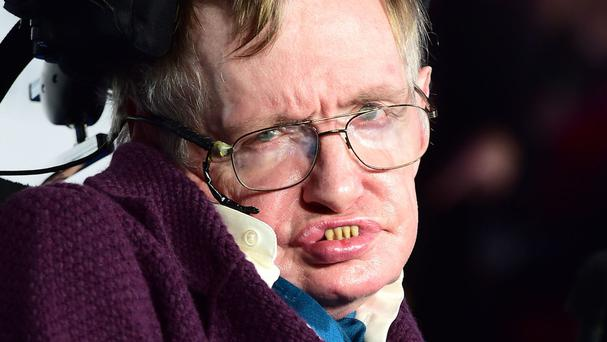 Stephen Hawking says the UK needs to be part of a larger group of nations