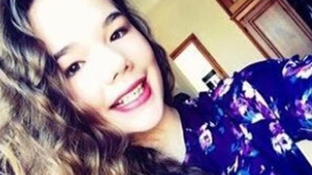 Emily Gardner, 14, from Gloucester, was pulled unconscious from the water by lifeboat crews after being trapped underneath the boat for 25 minutes